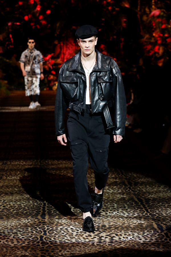 Dolce&Gabbana Men's Fashion Show Spring-Summer 2020 (59)