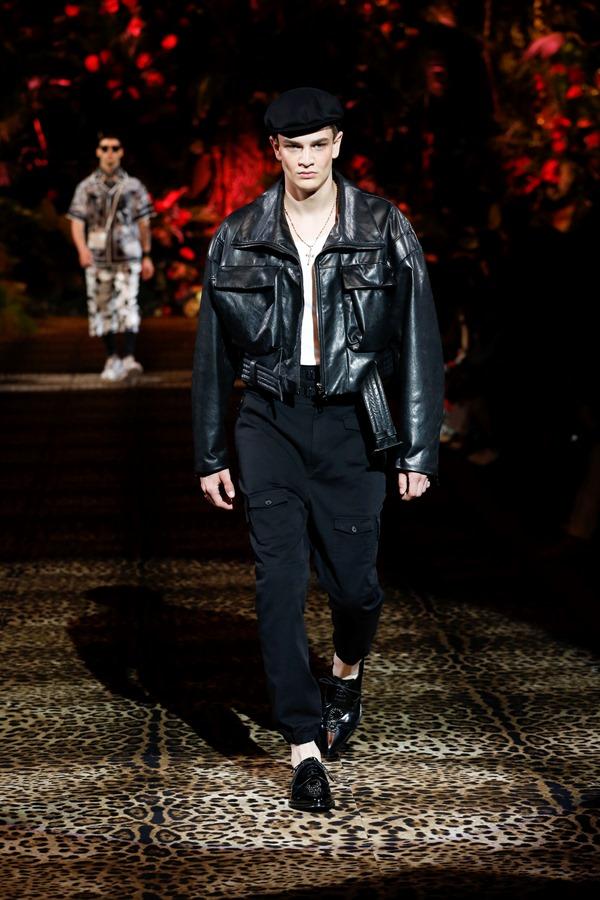Dolce&Gabbana Men's Fashion Show Spring-Summer 2020 (59)