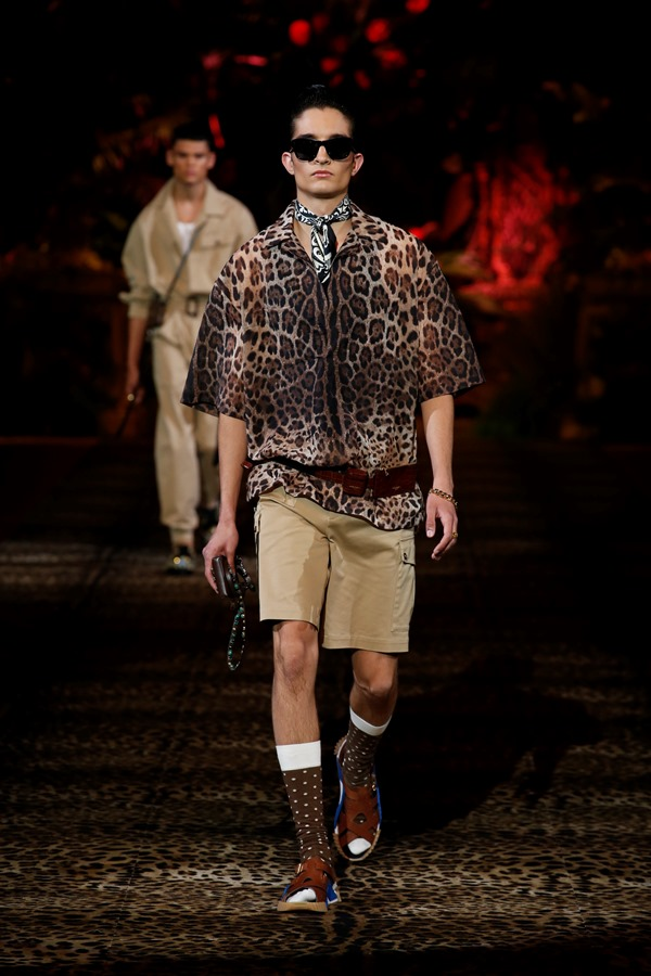 Dolce&Gabbana Men's Fashion Show Spring-Summer 2020 (6)