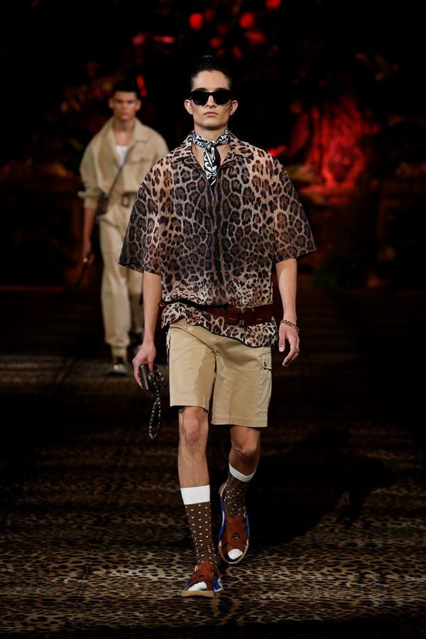 Dolce&Gabbana Men's Fashion Show Spring-Summer 2020 (6)
