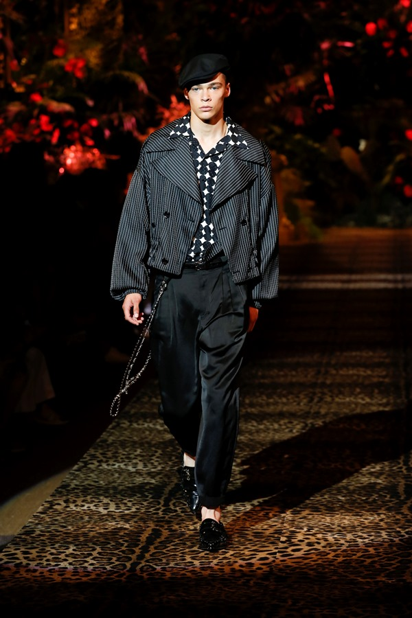 Dolce&Gabbana Men's Fashion Show Spring-Summer 2020 (61)