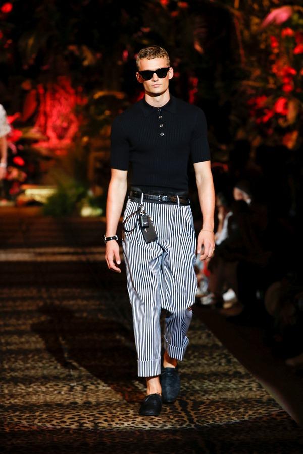 Dolce&Gabbana Men's Fashion Show Spring-Summer 2020 (62)