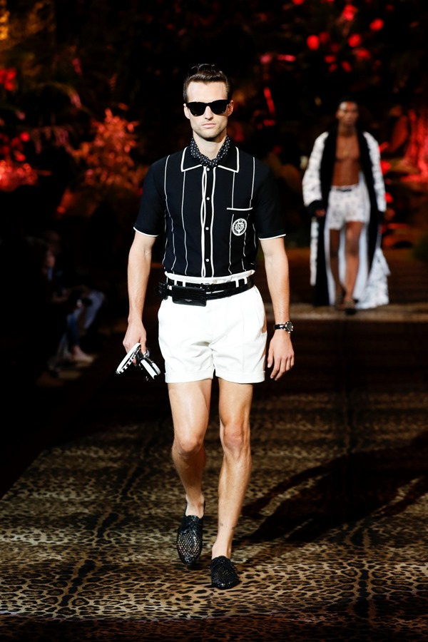 Dolce&Gabbana Men's Fashion Show Spring-Summer 2020 (64)