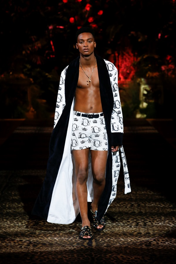 Dolce&Gabbana Men's Fashion Show Spring-Summer 2020 (65)