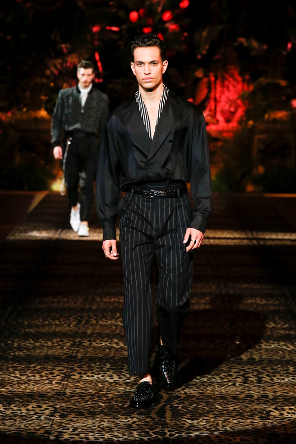 Dolce&Gabbana Men's Fashion Show Spring-Summer 2020 (66)