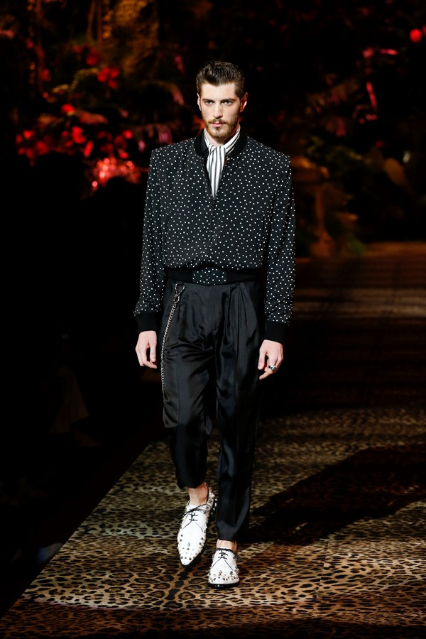 Dolce&Gabbana Men's Fashion Show Spring-Summer 2020 (67)
