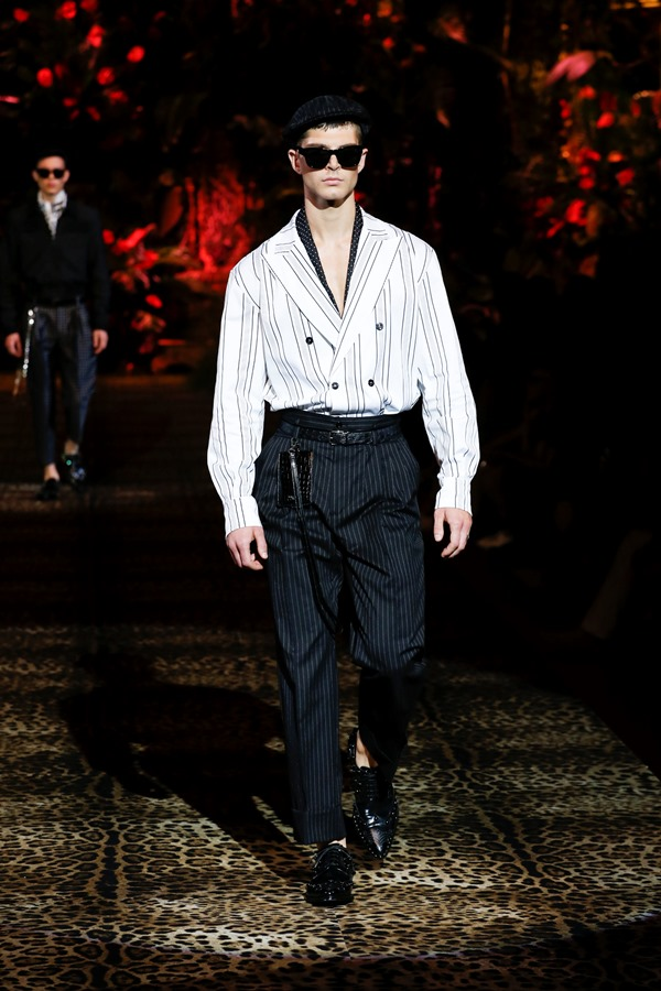 Dolce&Gabbana Men's Fashion Show Spring-Summer 2020 (68)