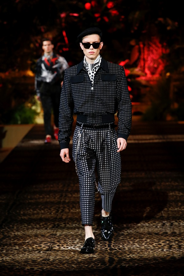 Dolce&Gabbana Men's Fashion Show Spring-Summer 2020 (69)