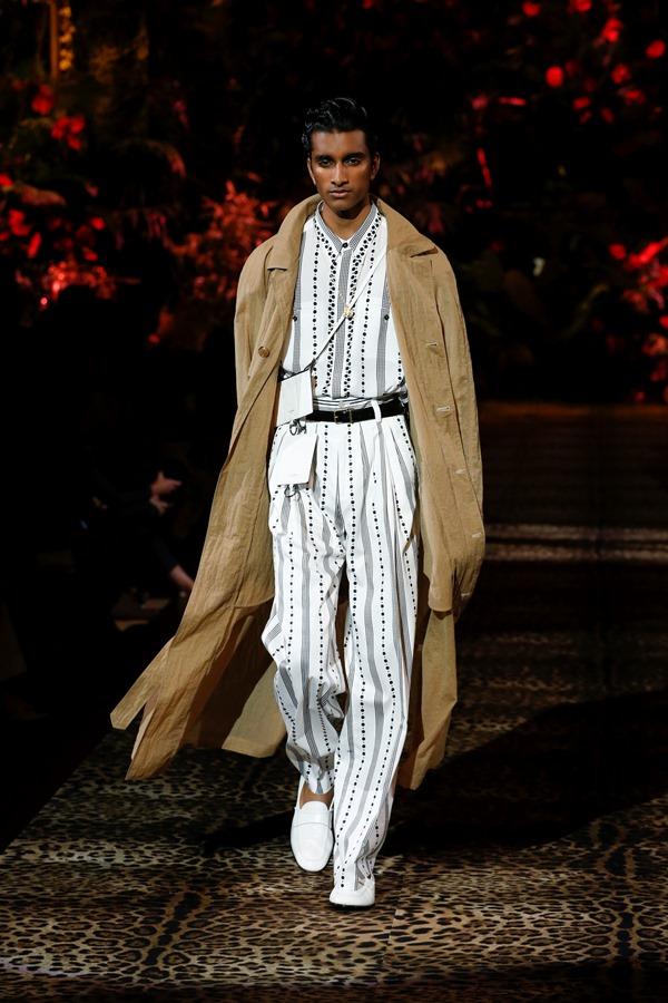 Dolce&Gabbana Men's Fashion Show Spring-Summer 2020 (73)