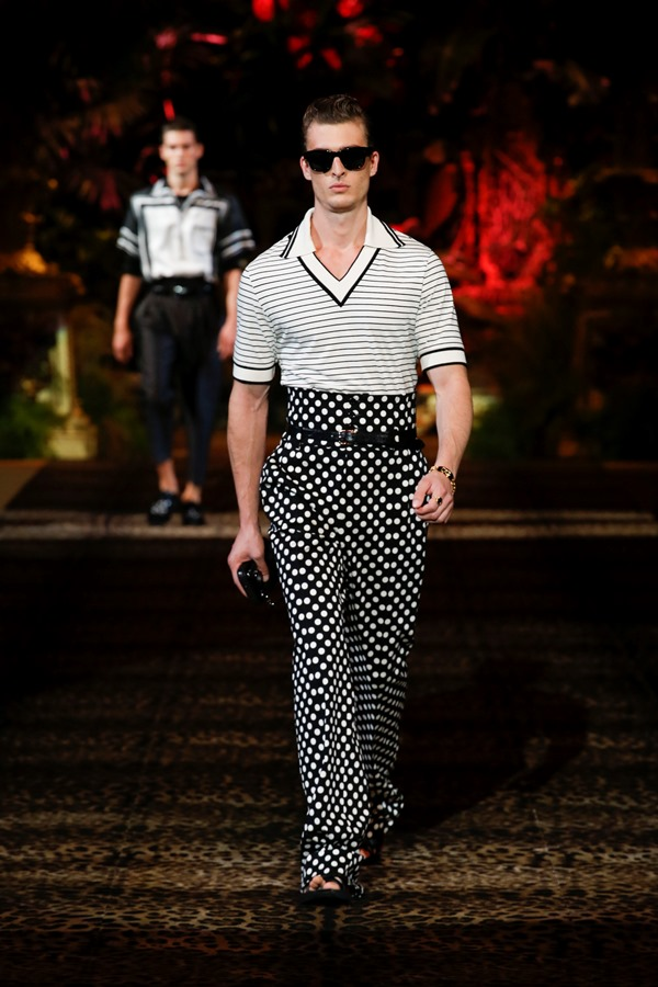 Dolce&Gabbana Men's Fashion Show Spring-Summer 2020 (75)