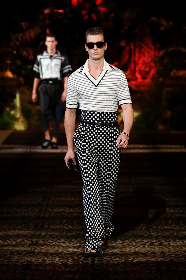Dolce&Gabbana Men's Fashion Show Spring-Summer 2020 (75)
