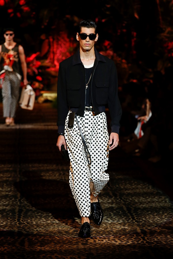 Dolce&Gabbana Men's Fashion Show Spring-Summer 2020 (77)