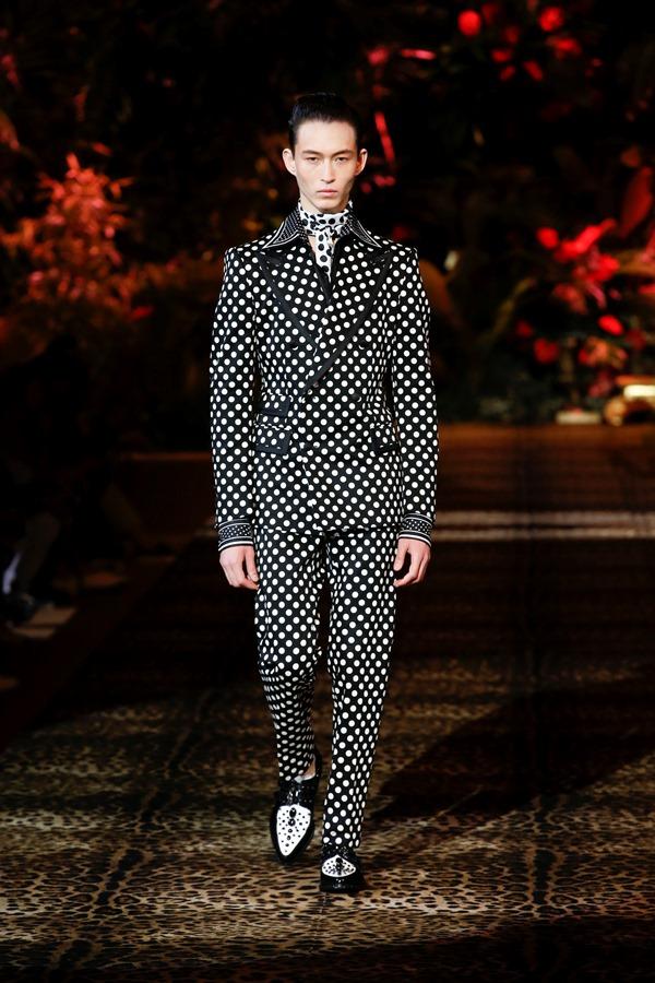 Dolce&Gabbana Men's Fashion Show Spring-Summer 2020 (79)