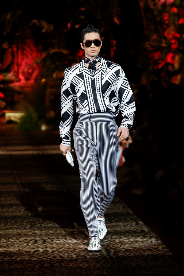 Dolce&Gabbana Men's Fashion Show Spring-Summer 2020 (80)