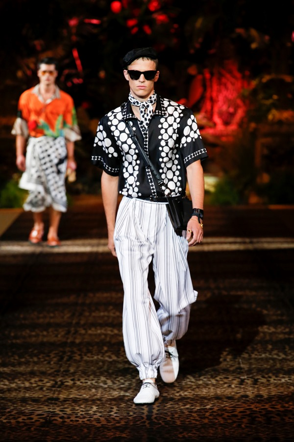 Dolce&Gabbana Men's Fashion Show Spring-Summer 2020 (81)
