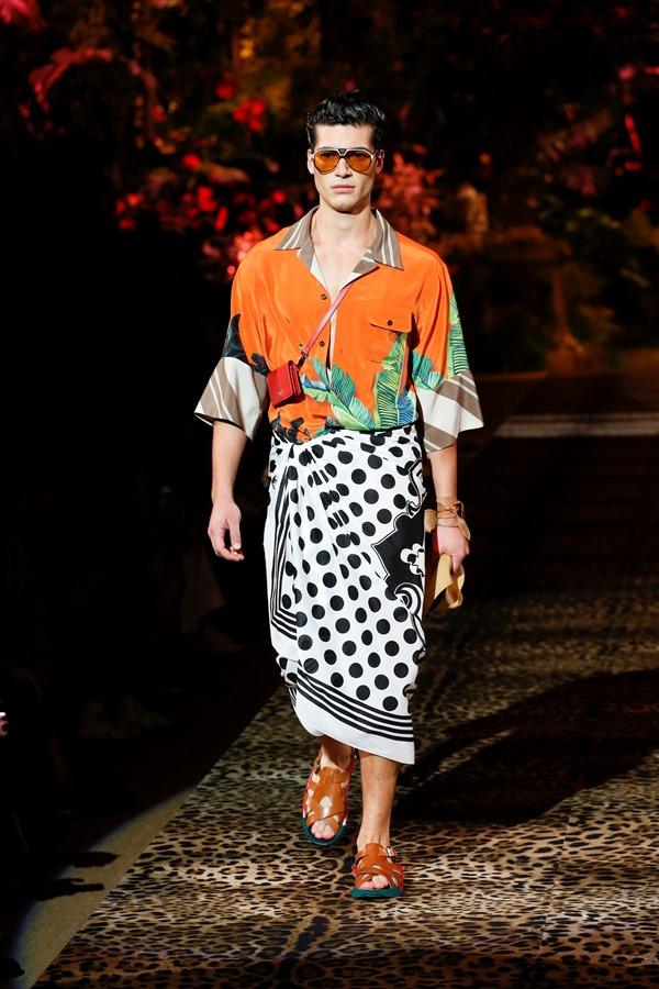 Dolce&Gabbana Men's Fashion Show Spring-Summer 2020 (82)