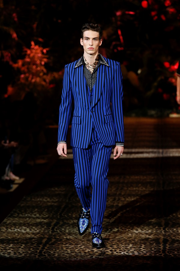 Dolce&Gabbana Men's Fashion Show Spring-Summer 2020 (88)