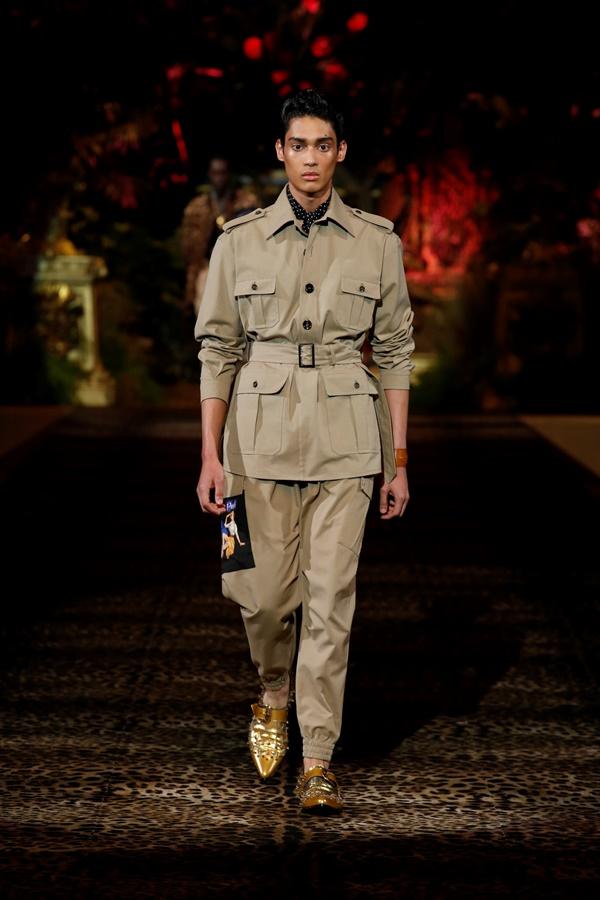 Dolce&Gabbana Men's Fashion Show Spring-Summer 2020 (9)