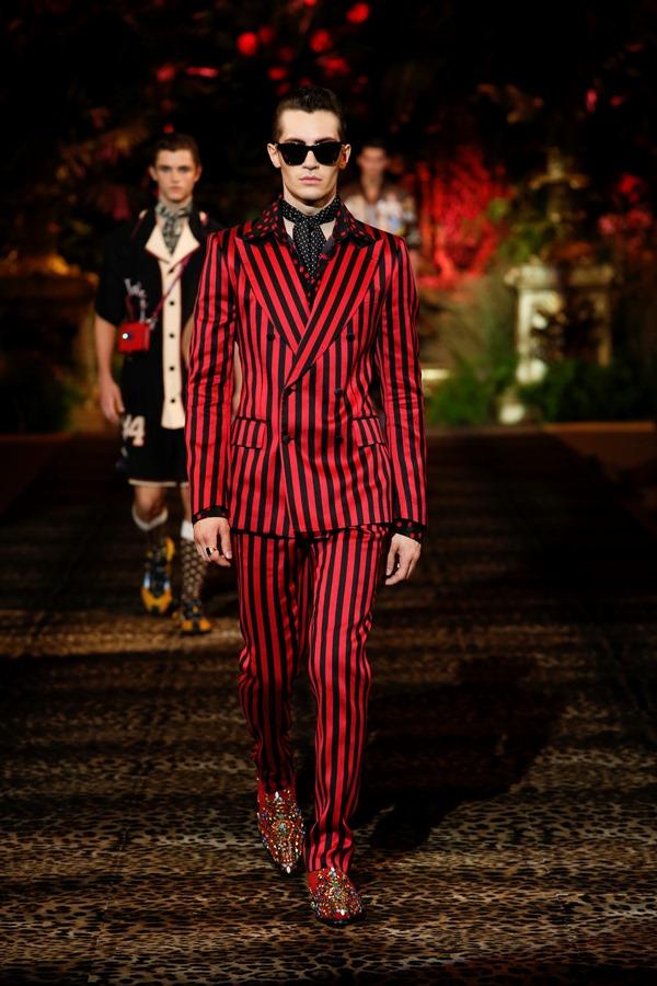 Dolce&Gabbana Men's Fashion Show Spring-Summer 2020 (90)