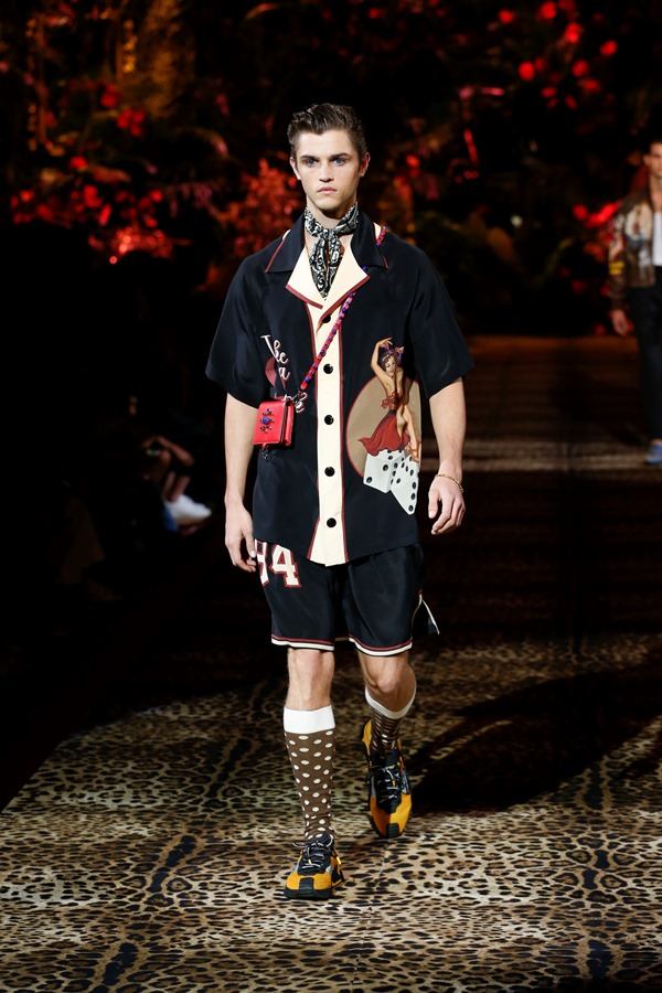Dolce&Gabbana Men's Fashion Show Spring-Summer 2020 (91)