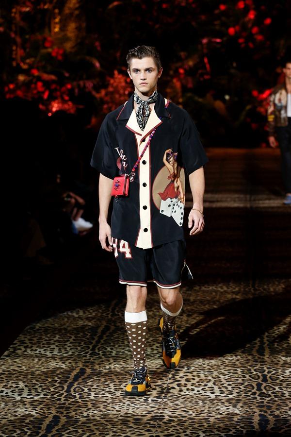 Dolce&Gabbana Men's Fashion Show Spring-Summer 2020 (91)