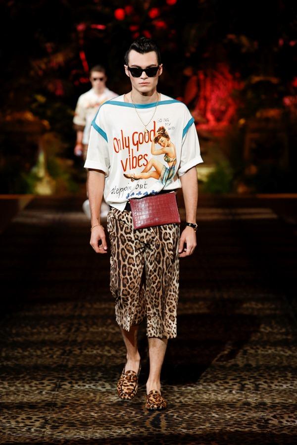 Dolce&Gabbana Men's Fashion Show Spring-Summer 2020 (93)