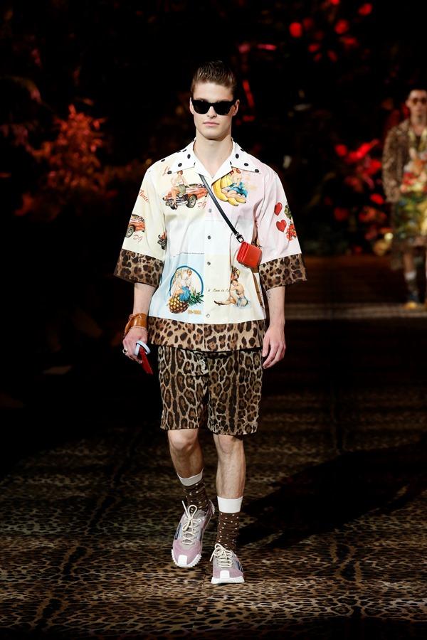 Dolce&Gabbana Men's Fashion Show Spring-Summer 2020 (94)