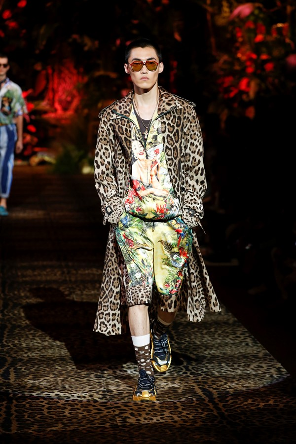 Dolce&Gabbana Men's Fashion Show Spring-Summer 2020 (95)