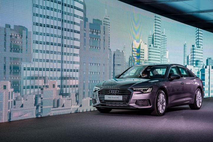 Upcoming Audi A6 2.0 TFSI
