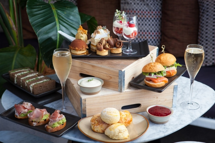 High Tea_voco Gold Coast