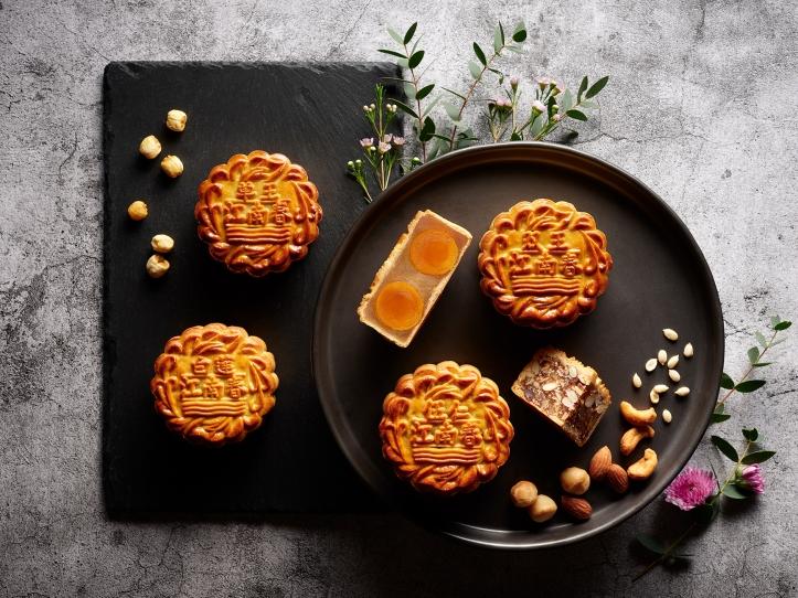 Jiang-Nan Chun - Baked Mooncake