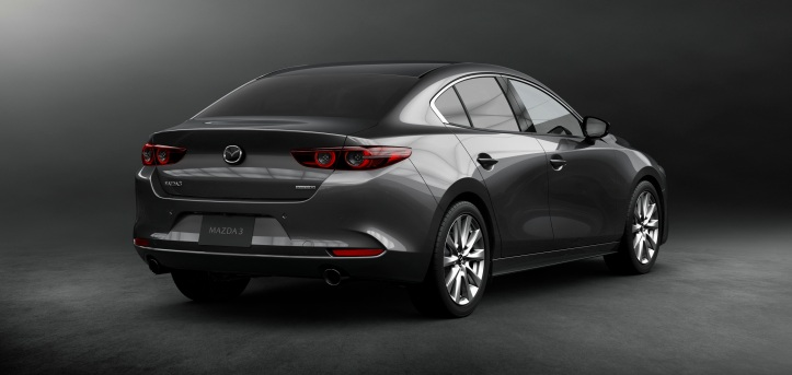 Mazda3_Sedan_Exterior_Back_Machine Gray