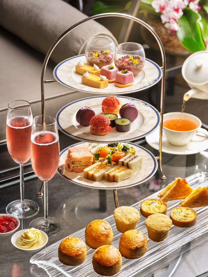 One-Ninety Bar - Floral AfternoonTea 2