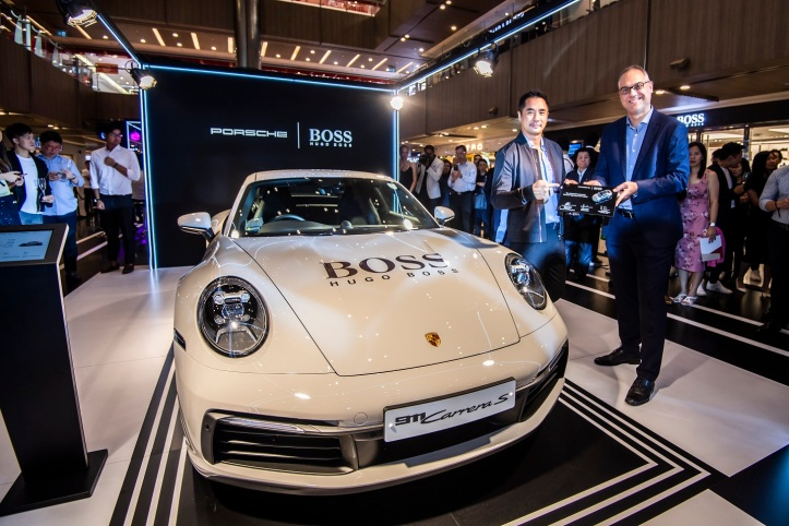 Porsche X BOSS (102)