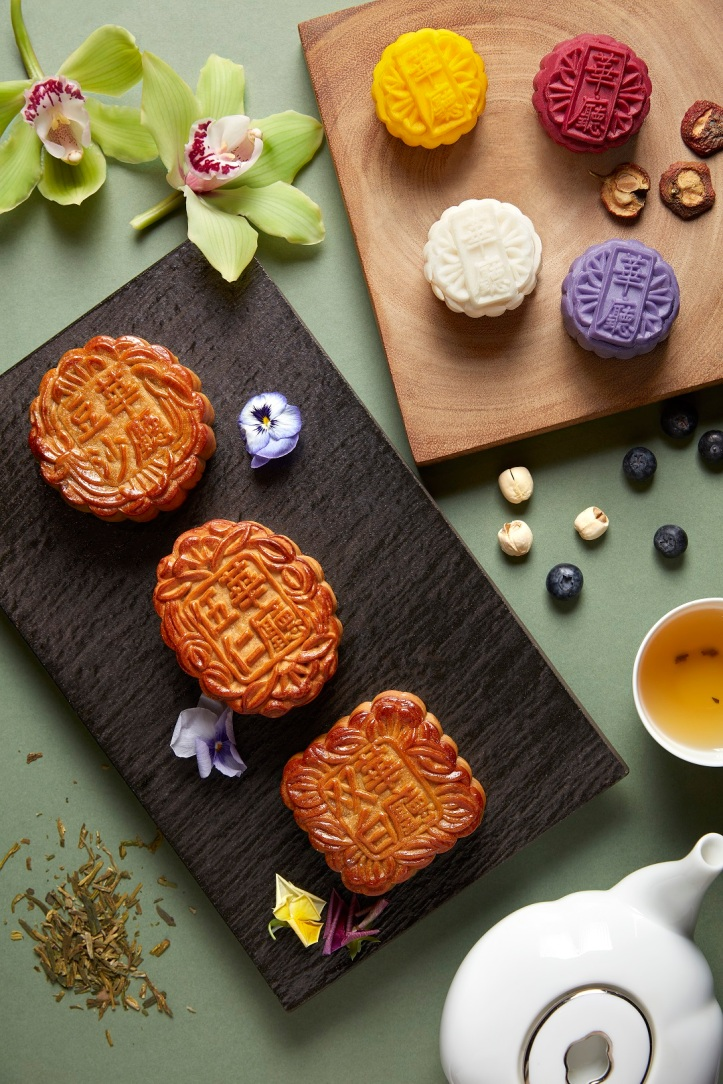 Assorted Traditional Baked & Mini Snowskin Mooncakes