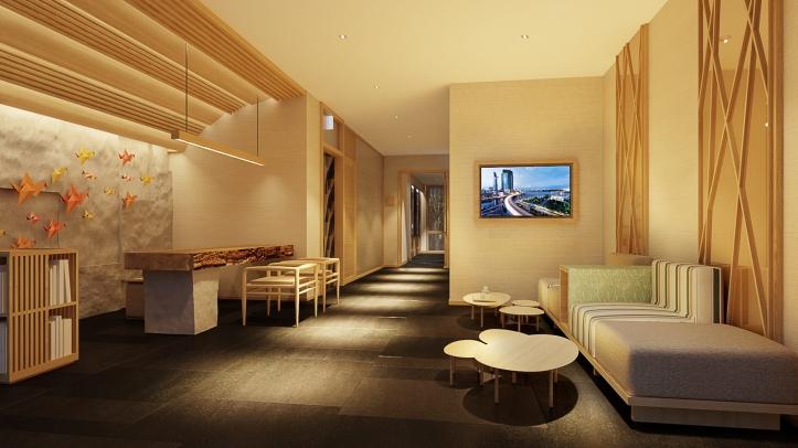 3. Suzu Hotel - Reception