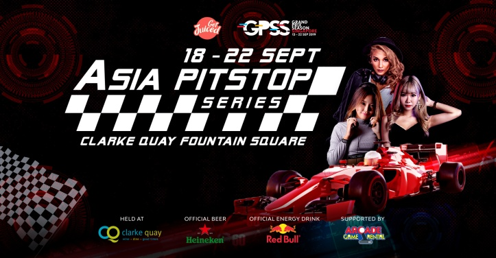 Asia Pitstop Series 2019