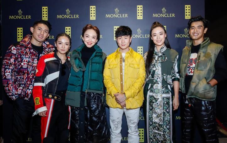 Ayden Sng, Yoyo Cao, Fann Wong, JJ Lin, Rebecca Lim, Nathan Hartono (1)