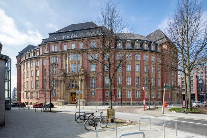 Fraser Suites Hamburg_Facade