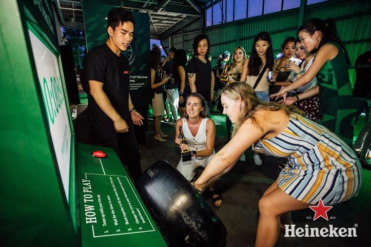 Heineken F1 - Tyre I