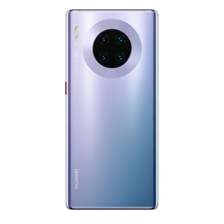HUAWEI Mate 30 Pro_Space Silver_Rear