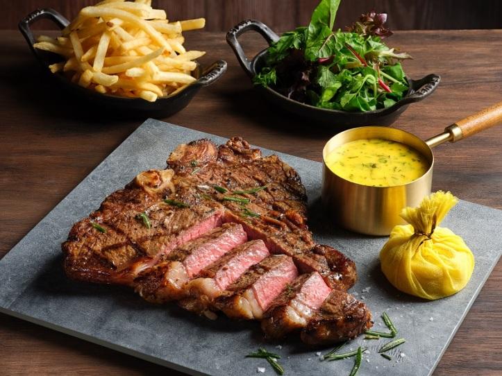 T-Bone Steak Frites