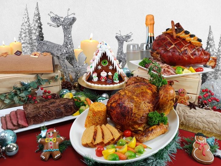 Christmas Buffet Highlights_final