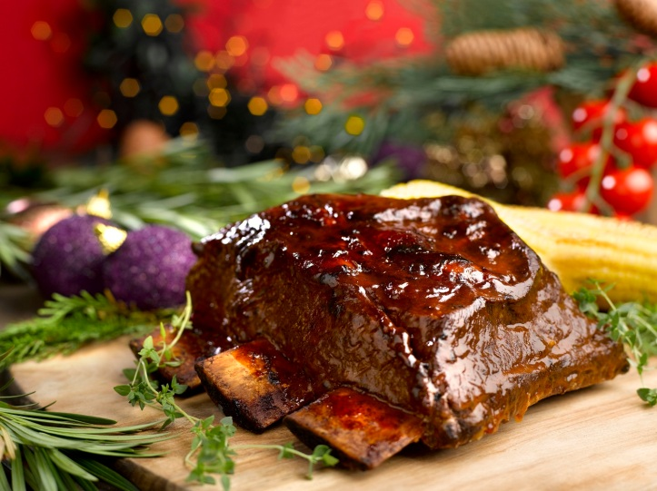 Crowne Plaza Changi Airport - Festive 2019 - BBQ Grain-fed Beef Rib