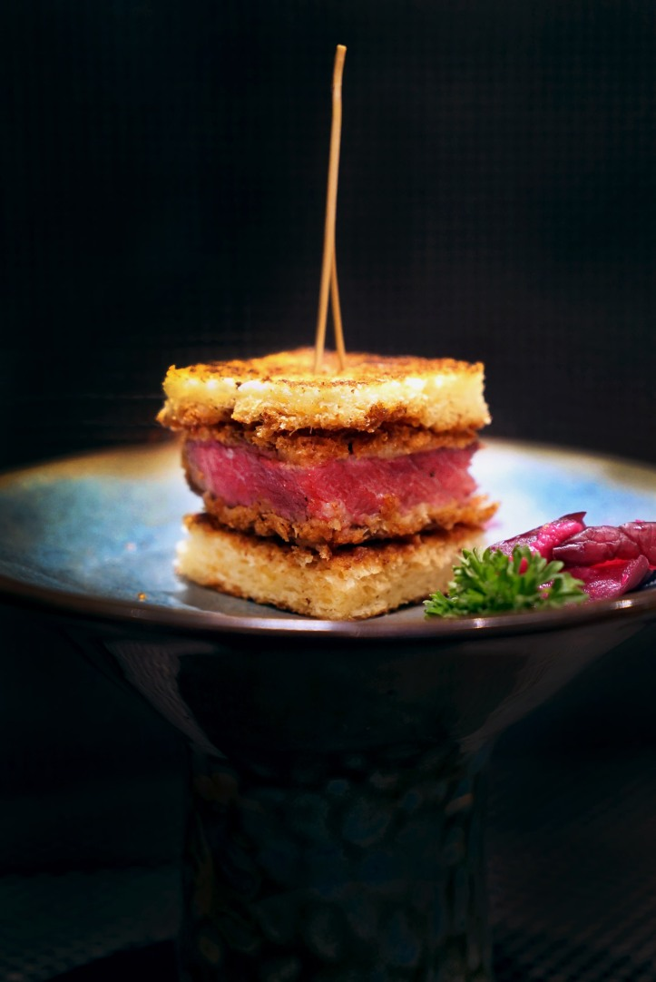 Fat Cow - Aki Matsuri - The Fat Cow Wagyu Sandwich
