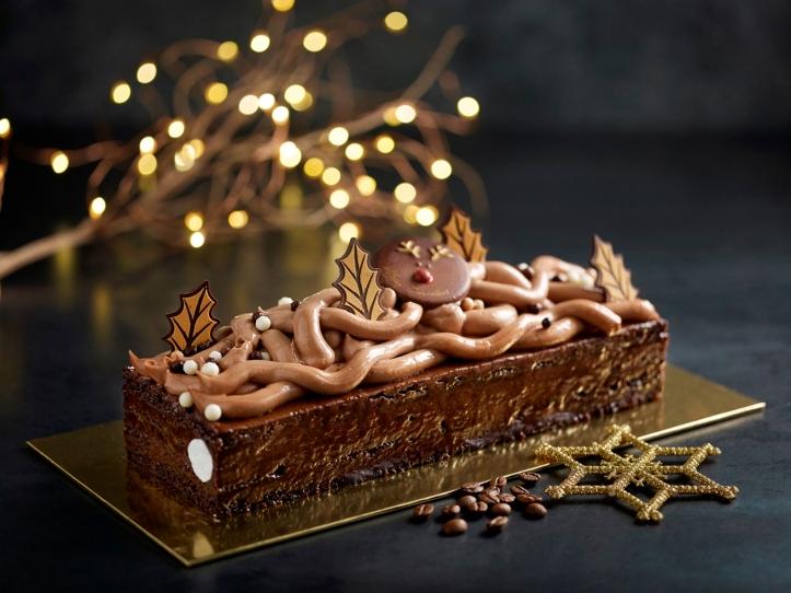 Hotel Indigo Singapore Katong - Festive 2019 - 'Kopi' & Chocolate Yule Log - Baba Chews