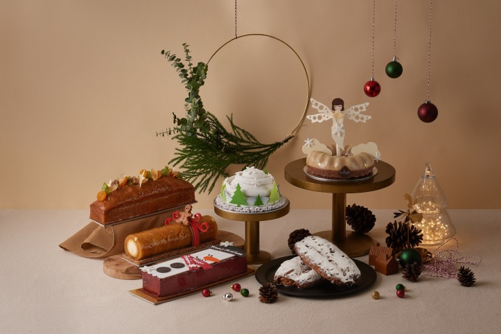 Regent Singapore_Dolcetto_Festive Treats