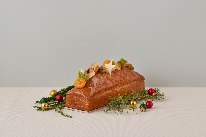 Regent Singapore_Dolcetto_Old English Christmas Fruit Cake