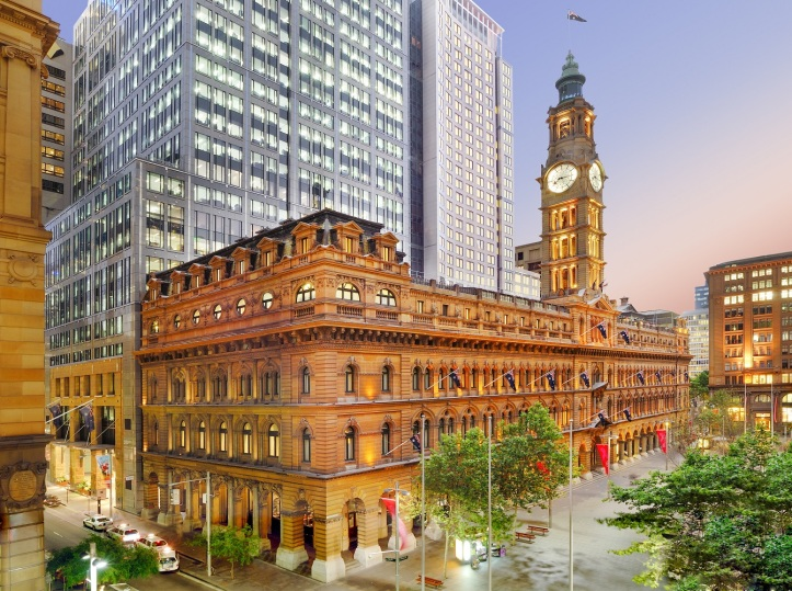 The Fullerton Hotel Sydney Hero Image