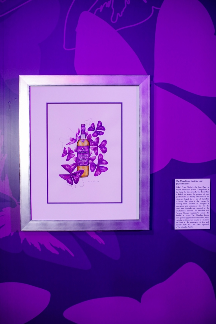 The Macallan Edition No. 5_Purple Room_Mural By Lucinda Law.jpg